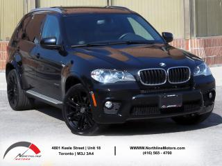 Used 2013 BMW X5 35i | M Sport | DVD | Navigation for sale in North York, ON
