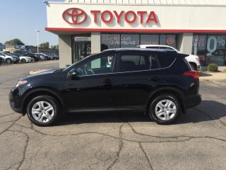 Used 2015 Toyota RAV4 for sale in Cambridge, ON