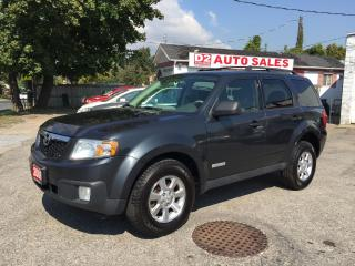 Used 2008 Mazda Tribute Automatic/Very Nice & Roomy SUV/Certified for sale in Scarborough, ON