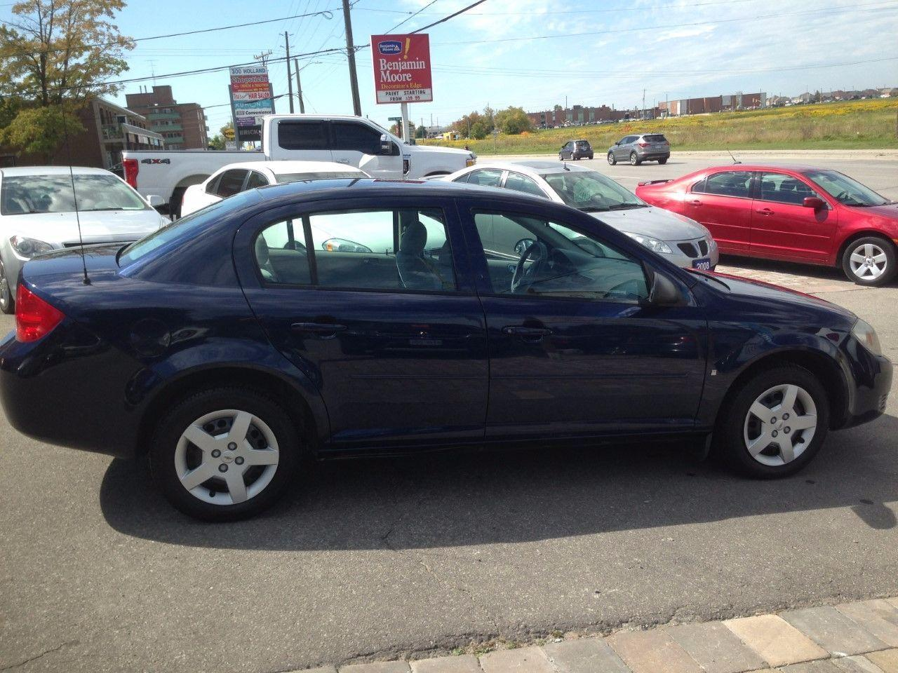 Photo of Blue 2008 Chevrolet Cobalt