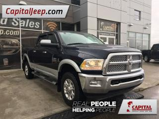Used 2014 Dodge Ram 3500 Laramie| Leather| Sunroof| 4X4| Navigation| Remote for sale in Edmonton, AB