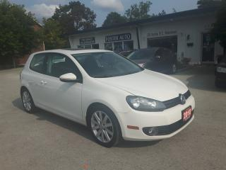 Used 2010 Volkswagen Golf 2.5L Sportline for sale in Waterdown, ON