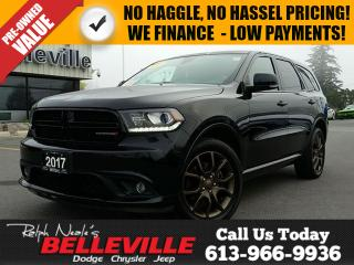 Used 2017 Dodge Durango GT Limited-Back up Camera-Remote Start for sale in Belleville, ON