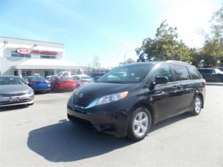 Used 2016 Toyota Sienna - for sale in West Kelowna, BC