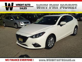 Used 2014 Mazda MAZDA3 GS| SUNROOF| BLUETOOTH| BACKUP CAM| 70,653KMS for sale in Cambridge, ON