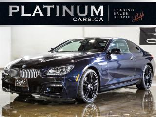 Used 2012 BMW 6-Series 650i xDrive, M-SPORT for sale in North York, ON