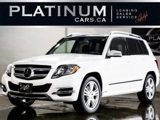 Used 2014 Mercedes-Benz GLK-Class GLK250 BlueTEC, PANO for sale in North York, ON