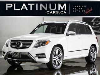 Used 2014 Mercedes-Benz GLK 250 BlueTEC, AMG SPORT, NAVI, 360 CAM, PANO for sale in Toronto, ON