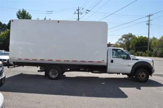 Used 2012 Ford F-550 Chassis CAB XLT for sale in Aurora, ON