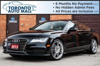Used 2013 Audi A7 ***SOLD***No accident+S line+Navigation+360 camera for sale in North York, ON