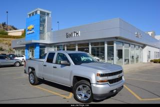 New 2017 Chevrolet Silverado 1500 Custom for sale in Kamloops, BC