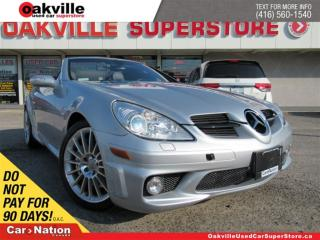 Used 2006 Mercedes-Benz SLK SLK 55 AMG | HARDTOP | TIPTRONIC | HEATED SEATS for sale in Oakville, ON