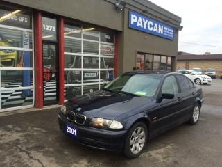 Used 2001 BMW 3 Series 320i for sale in Kitchener, ON