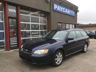 Used 2007 Subaru Legacy 2.5i w/Touring Pkg for sale in Kitchener, ON