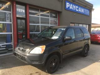 Used 2003 Honda CR-V EX for sale in Kitchener, ON