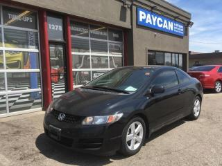 Used 2009 Honda Civic Cpe LX for sale in Kitchener, ON