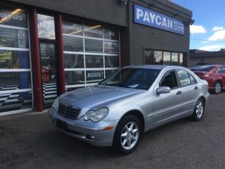 Used 2002 Mercedes-Benz C-Class Classic for sale in Kitchener, ON