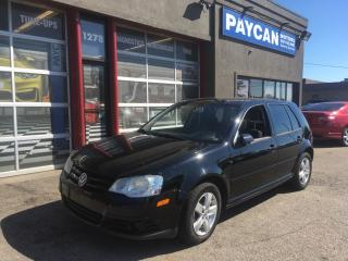 Used 2008 Volkswagen City Golf for sale in Kitchener, ON