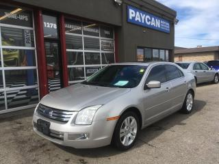 Used 2007 Ford Fusion SEL for sale in Kitchener, ON