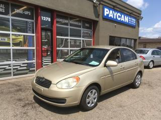 Used 2006 Hyundai Accent GL for sale in Kitchener, ON