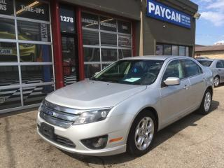 Used 2011 Ford Fusion SE for sale in Kitchener, ON