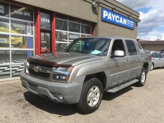 Used 2002 Chevrolet Avalanche for sale in Kitchener, ON