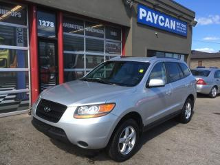Used 2008 Hyundai Santa Fe GL 5-Pass for sale in Kitchener, ON