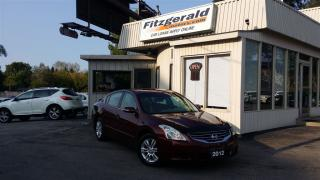 Used 2012 Nissan Altima 2.5 SL - LEATHER! SUNROOF! BACK-UP CAM! for sale in Kitchener, ON