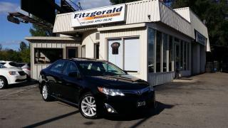 Used 2013 Toyota Camry XLE - LEATHER! NAV! BACK-UP CAM! for sale in Kitchener, ON