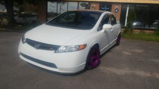 Used 2008 Honda Civic Sdn Si for sale in Barrie, ON