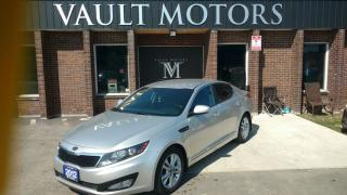 Used 2012 Kia Optima EX for sale in Brampton, ON