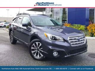 Used 2015 Subaru Outback 3.6R Limited Techwith 17, 124 kms only! for sale in Surrey, BC