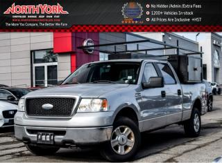 Used 2008 Ford F-150 XLT|4X4|TowHitch|BedRack|AC|PwrLocks&Windows|17