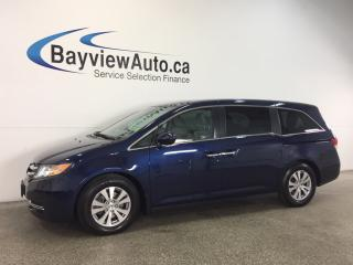 Used 2016 Honda Odyssey EX- 3.5L! HITCH! HTD STS! REV CAM! BLUETOOTH! for sale in Belleville, ON