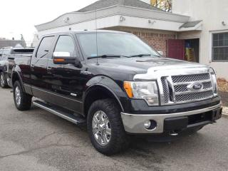 Used 2012 Ford F-150 Lariat  3.5L Twin Turbo for sale in Toronto, ON