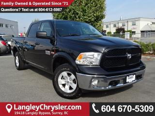 Used 2017 Dodge Ram 1500 SLT *ONE OWNER*ACCIDENT FREE*LOCAL TRUCK* for sale in Surrey, BC