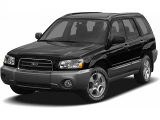 Used 2004 Subaru Forester XS for sale in Port Coquitlam, BC