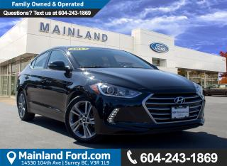 Used 2017 Hyundai Elantra SE LOW KMS, NO ACCIDENTS for sale in Surrey, BC