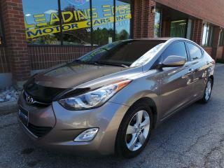 Used 2013 Hyundai Elantra GL for sale in Woodbridge, ON