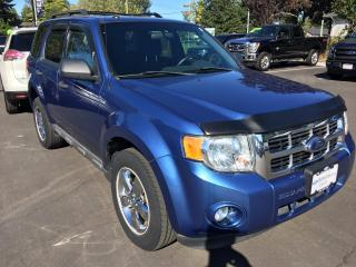 Used 2009 Ford Escape XLT Automatic LOW KMS, LOCAL for sale in Surrey, BC
