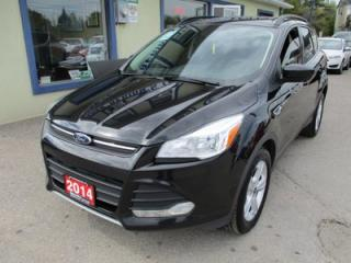 Used 2014 Ford Escape LOADED SE MODEL 5 PASSENGER 2.0L - ECO-BOOST.. 4WD.. LEATHER.. HEATED SEATS.. BACK-UP CAMERA.. SYNC TECHNOLOGY.. for sale in Bradford, ON