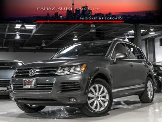 Used 2014 Volkswagen Touareg TDI|NAVI|REAR CAM|PANO|PUSHSTART|BLUETOOTH AUDIO|DIESEL for sale in North York, ON