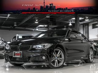 Used 2016 BMW 435i M-SPORT|HEADS-UP|NAVI|360|X-DRIVE|LOADED for sale in North York, ON