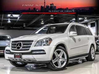 Used 2011 Mercedes-Benz GL550 AMG|TV/DVD|BLINDSPOT|NAVI|REAR CAM|COOLED SEATS|LOADED for sale in North York, ON