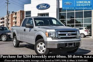 Used 2013 Ford F-150 XLT SuperCab 6.5-ft. Bed 4WD for sale in Ottawa, ON