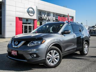 Used 2015 Nissan Rogue SV, AWD, INTELLIGENT KEY, BACK UP CAMERA, PANORAMIC ROOF for sale in Orleans, ON