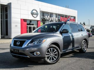 Used 2015 Nissan Pathfinder for sale in Orleans, ON