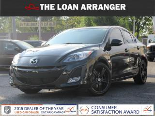 Used 2010 Mazda MAZDA3 for sale in Barrie, ON