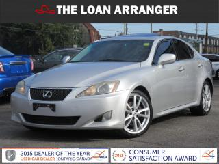 Used 2006 Lexus IS 250 for sale in Barrie, ON