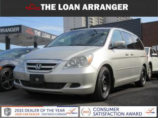 Used 2007 Honda Odyssey for sale in Barrie, ON